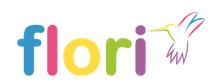 FLORIBOTTLE™-Babymelkfles