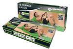 Schildkrot ™ Fitness - Ab Trainer Classic - Zwart/Groen