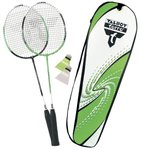 Schildkrot ™ Fun Sports - Badminton Set Attacker 2player