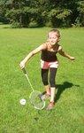 Schildkrot ™ Fun Sports - Badminton Set Attacker 2player