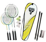 Schildkrot ™ Fun Sports - Badminton set Attacker 4 speler
