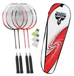 Schildkrot ™ Fun Sports - Badminton set Family