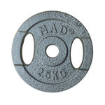FitnessMAD ™ - 2.5 KG Plate, 25.4m