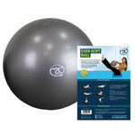 FitnessMAD ™ - 12'' Exer-Soft Ball - Graphite