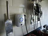 Airganix ™ WallCloud. Schone lucht op kantoor, kinderkamer, bijkeuken, keuken…_