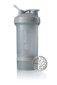BlenderBottle ™ PROSTAK Grijs FC - Eiwitshaker / Bidon  - 650 ml