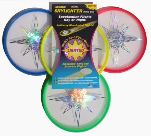 Schildkrot ™ Fun Sports - Aerobie  - Skylighter Frisbee
