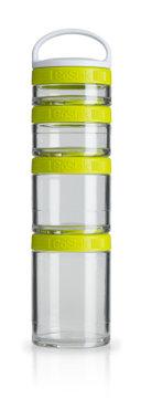 BlenderBottle ™ GOSTAK Groen - Starter 4Pak opbergbakjes - 40ml/60ml/100ml/150ml