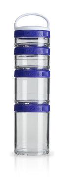 BlenderBottle ™ GOSTAK Paars - Starter 4Pak opbergbakjes - 40ml/60ml/100ml/150ml