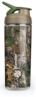 BlenderBottle ™ SIGNATURE SLEEK Real Tree met oog - Eiwitshaker/Bidon - 820 ml
