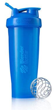 BlenderBottle ™ CLASSIC Extra Big Cyaan FC met oog - Eiwitshaker / Bidon  - 940 ml