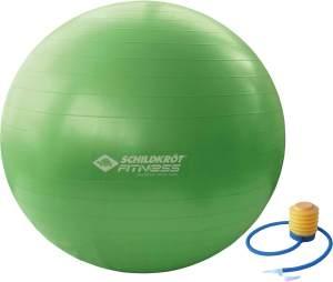 Schildkrot ™ Fitness - Fitnessbal - Diameter 85 cm - Groen