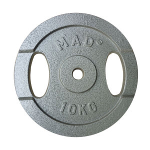 FitnessMAD ™ - 10 KG Plate, 25.4mm