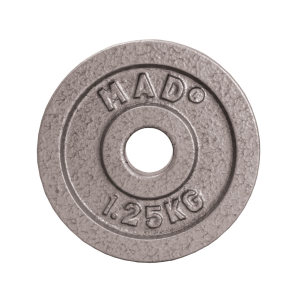 FitnessMAD ™ - 1.25 KG Plate, 25.4mm