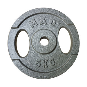 FitnessMAD ™ - 5 KG Plate, 25.4 mm