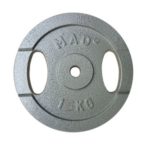 FitnessMAD ™ - 15 KG Plate 25.4mm