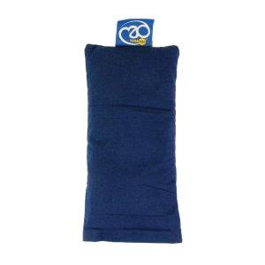 FitnessMAD ™ - Biologisch oogkussen om te relaxen in de kleur Blauw
