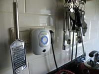 Airganix ™ WallCloud. Schone lucht op kantoor, kinderkamer, bijkeuken, keuken…