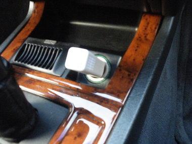 Airganix ™ Carcloud WIT. Schone lucht in de auto. Last van hooikoorts?