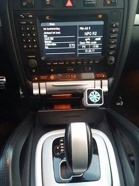 Airganix ™ Carcloud XL. Schone lucht in de auto, caravan en camper. Extra krachtig!