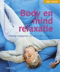 BOEK - Body en mind relaxatie