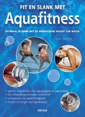 BOEK - Fit en slank met Aquafitness