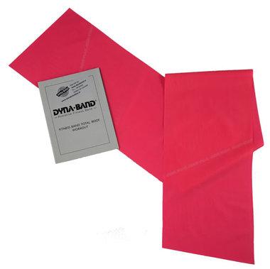 DYNABAND ™  90 cm (3 ft) Lichte Weerstandsband Roze -