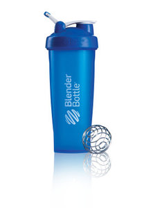 BlenderBottle ™ CLASSIC Extra Big Blauw FC met oog - Eiwitshaker / Bidon  - 940 ml
