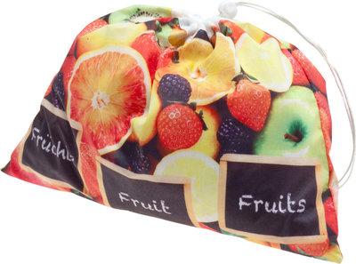 ZIELONKA ™ fruitzak houdt fruit langer vers.Fruitmotief